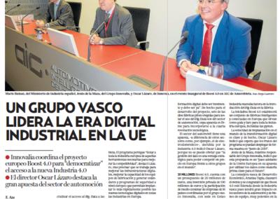 Deia 31.01.2018 (Spanish Media)