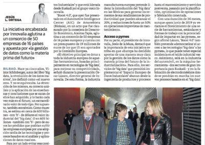 El Correo 31.01.2018 (Spanish Media)