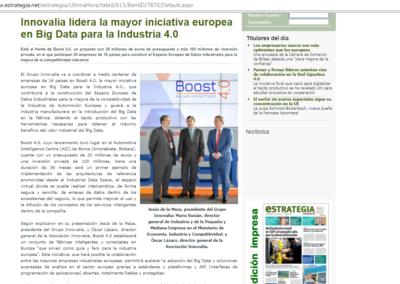 Estrategia Empresarial 31.01.2018 (Spanish Media)