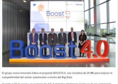 Industry Arena 21.02.2018 (Spanish Media)