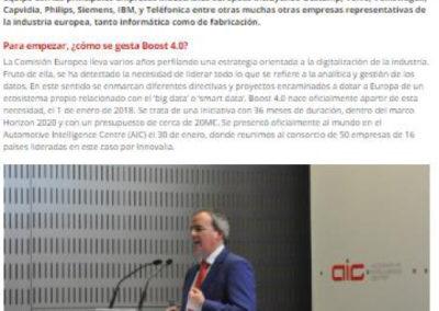 Interempresas 23.02.2018 (Spanish media)