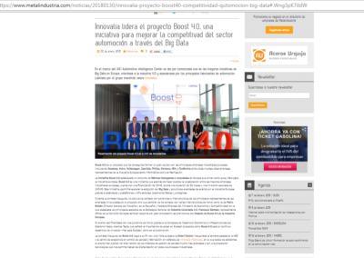 MetalIndustria 30.01.2018 (Spanish Media)