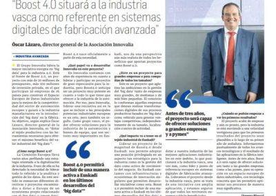 Estrategia Empresarial 01.03.2018 (Spanish Media)