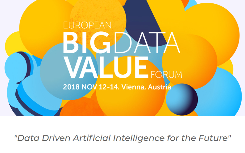 Boost 4.0 will be presented at the European Big Data Value Forum 2018