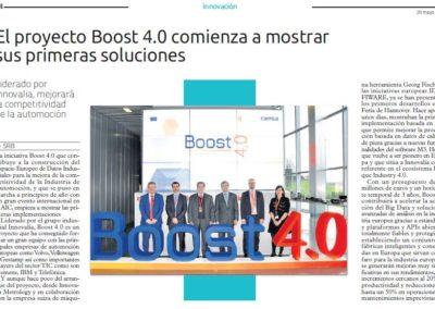 El Correo 29.05.2018 (Spanish media)