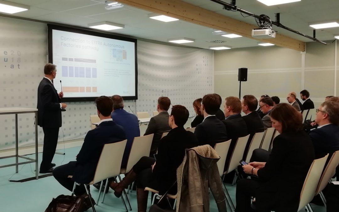 Boost 4.0 at the European Big Data Value Forum (EBDVF)