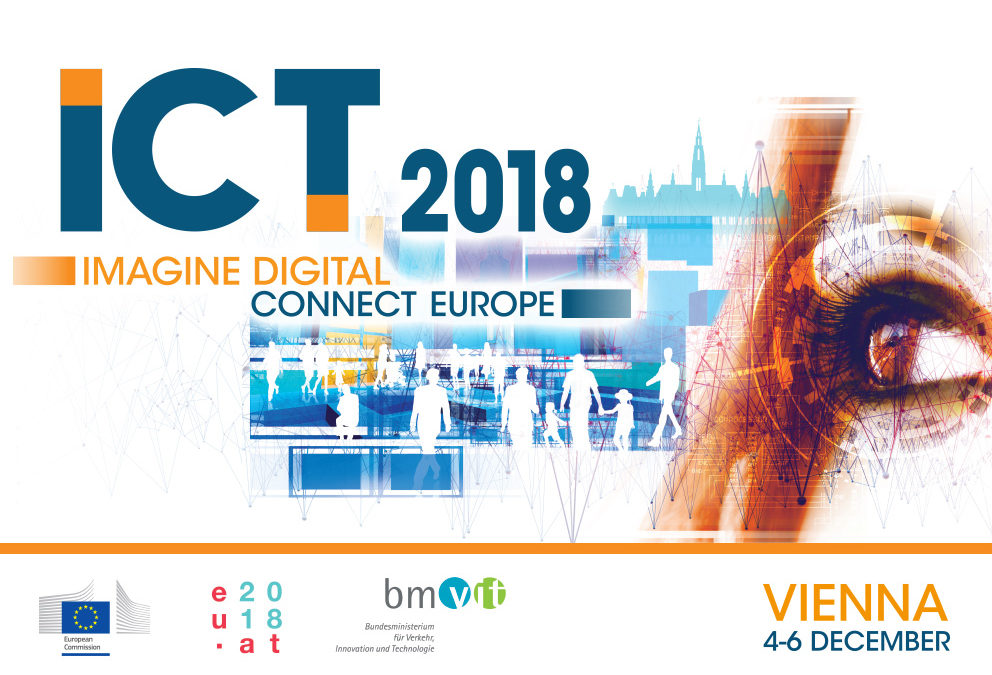 Boost 4.0 will be at the ICT 2018 Imagine Digital – Connect Europe